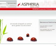 Realization of a documentary Extranet for ASPHERIA.